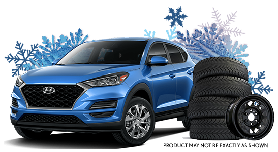 Winter Tires for the Tucson